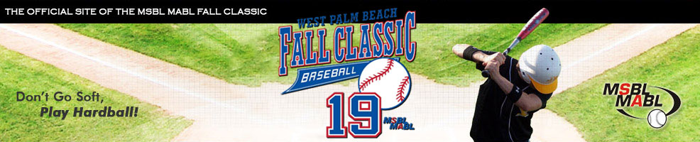 MSBL National - Fall Classic